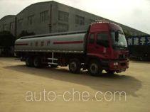 Foton Auman FHM5313GJY fuel tank truck