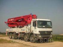 Foton FHM5380THB concrete pump truck