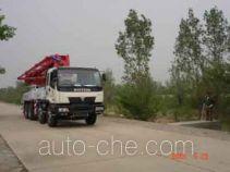 雷沃牌FHM5391THB型混凝土泵车