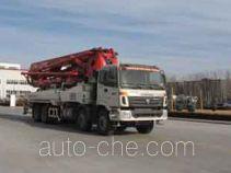 雷沃牌FHM5393THB型混凝土泵车