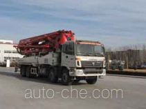 Foton Lovol FHM5393THB concrete pump truck