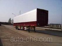 Foton Auman FHM9200XYK wing van trailer