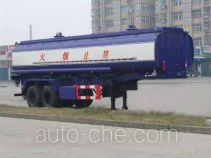 Foton Auman fuel tank trailer