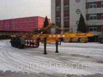 Foton Auman FHM9371TJZ container transport trailer