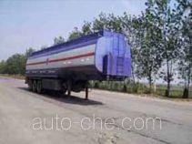 Foton Auman FHM9403GYY oil tank trailer