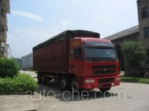 Fuhuan FHQ5314PXYMB soft top box van truck