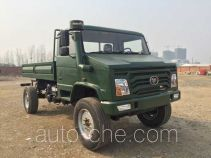 Fujian (New Longma) FJ2071D off-road vehicle chassis
