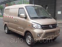 Fujian (New Longma) FJ5021XXYBEVA1 electric cargo van