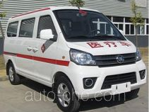 Fujian (New Longma) FJ5020XYLA1 medical vehicle