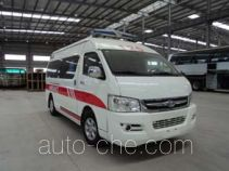 Fujian (New Longma) FJ5030XJH ambulance