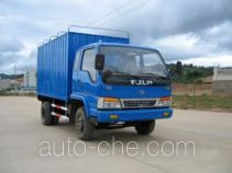 Fujian (New Longma) FJ5040PXYGJ soft top box van truck