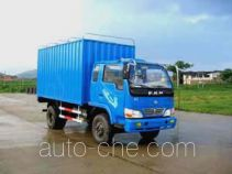 Fujian (New Longma) FJ5042PXYGJ soft top box van truck