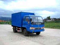 Fujian (New Longma) FJ5045PXYG soft top box van truck