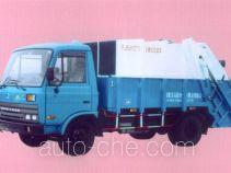 福建牌FJ5064ZYS型压缩式垃圾车