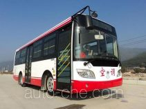 Fujian (New Longma) FJ6821GN5 city bus