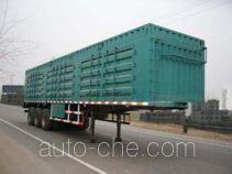Fujian (New Longma) FJ9400XXY box body van trailer