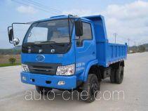 双富牌FJG4010D2型自卸低速货车
