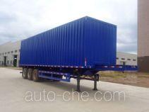 Wuyi FJG9404XXY box body van trailer