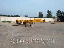 Wuyi FJG9409TJZ container transport trailer
