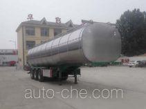 华郓达牌FL9400GYS型液态食品运输半挂车