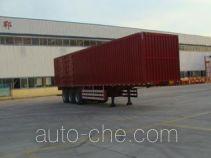 Huayunda FL9400XXY box body van trailer