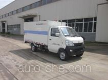Fulongma FLM5020XTYC4 sealed garbage container truck