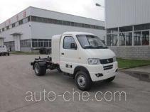 Fulongma FLM5030ZXXDEV electric hooklift hoist garbage truck