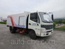 Fulongma FLM5070TSLEV electric street sweeper truck