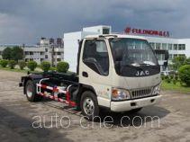 Fulongma FLM5070ZXXJ5 detachable body garbage truck