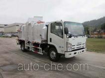 Fulongma FLM5100ZZZE4 self-loading garbage truck