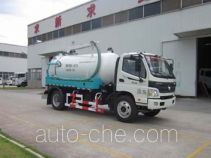 Fulongma FLM5120GXWF5 sewage suction truck