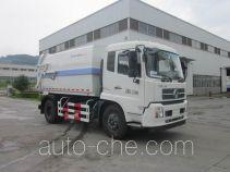 福龙马牌FLM5120ZLJD5型自卸式垃圾车