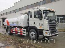 Fulongma FLM5162GQXJ5NG street sprinkler truck