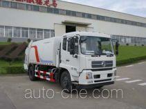 福龙马牌FLM5180ZYSD5K型压缩式垃圾车