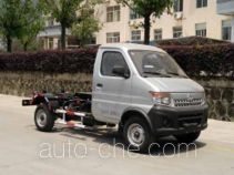 Yongbiao FLY5030ZXX detachable body garbage truck
