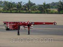 Minxing FM9350TJZ container transport skeletal trailer