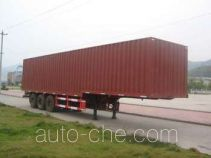 Minxing FM9390XXY box body van trailer