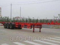 闽兴牌FM9400TJZ型集装箱运输半挂车