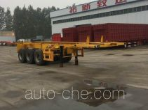 Minxing FM9400TJZA container transport trailer