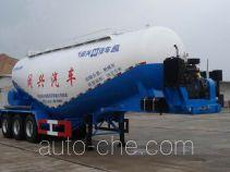 Minxing FM9402GFL medium density bulk powder transport trailer