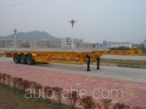 闽兴牌FM9403TJZ型集装箱运输半挂车