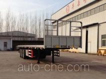 Huayuexing FNZ9400TPB flatbed trailer