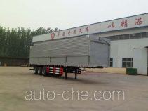Huayuexing FNZ9400XYK wing van trailer