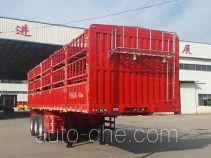 Huayuexing FNZ9404CCY stake trailer