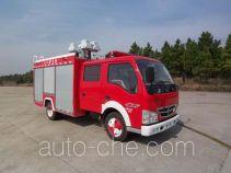 抚起牌FQZ5040TXFJY30型抢险救援消防车