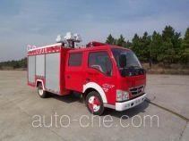 Fuqi (Fushun) FQZ5040TXFJY30 пожарный аварийно-спасательный автомобиль