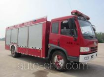 Fuqi (Fushun) FQZ5100XXFQC60 apparatus fire fighting vehicle
