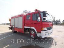 Fuqi (Fushun) FQZ5110TXFJY60 пожарный аварийно-спасательный автомобиль
