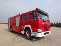 Fuqi (Fushun) FQZ5190GXFSG80 fire tank truck