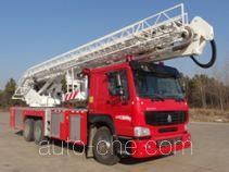 Fuqi (Fushun) FQZ5260JXFDG32/H aerial platform fire truck
